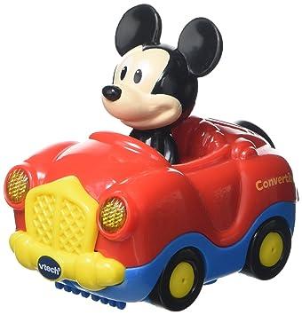VTech 511003 Disney Mickeys Convertible, Multi