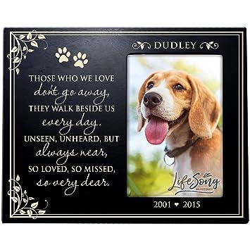 Amazon.de: Gedenktafel für Haustiere Personalisierte Geschenk ...