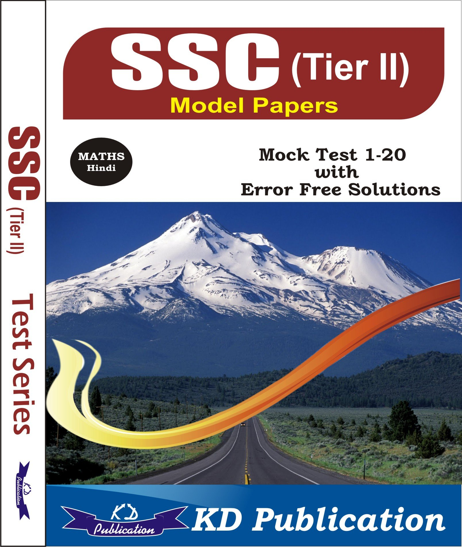 Buy SSC Tier II Model Papers Maths Book Online at Low Prices in ...