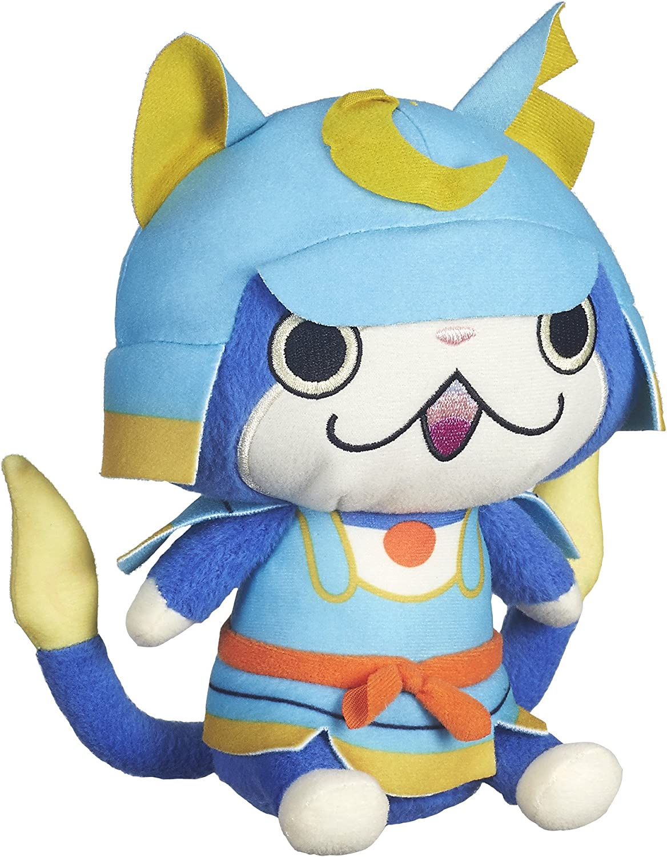 Amazon Com Yo Kai Watch Plush Figures Shogunyan Toys Games