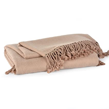 8628e6f92f Amazon.com  Berkshire Blanket Cashmere Bamboo Luxury Throw Blanket ...
