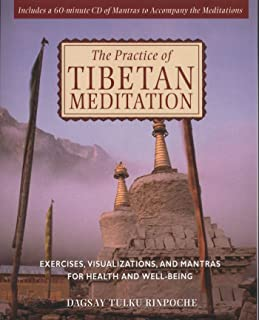 Amazon.com: Tibetan Meditation (9788183281775): Samdhong ...