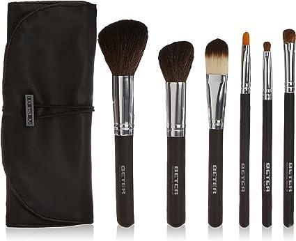 Beter Professional Estuche Manta con Set de Maquillaje - 6 Unidades: Amazon.es: Belleza