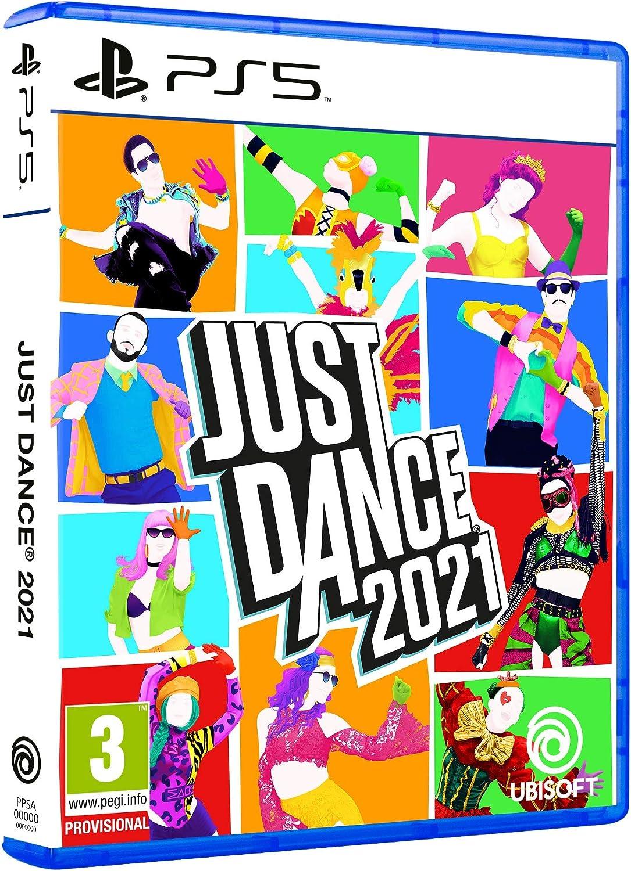 #Videojuego Just Dance 2021 PS5 por 20,29€