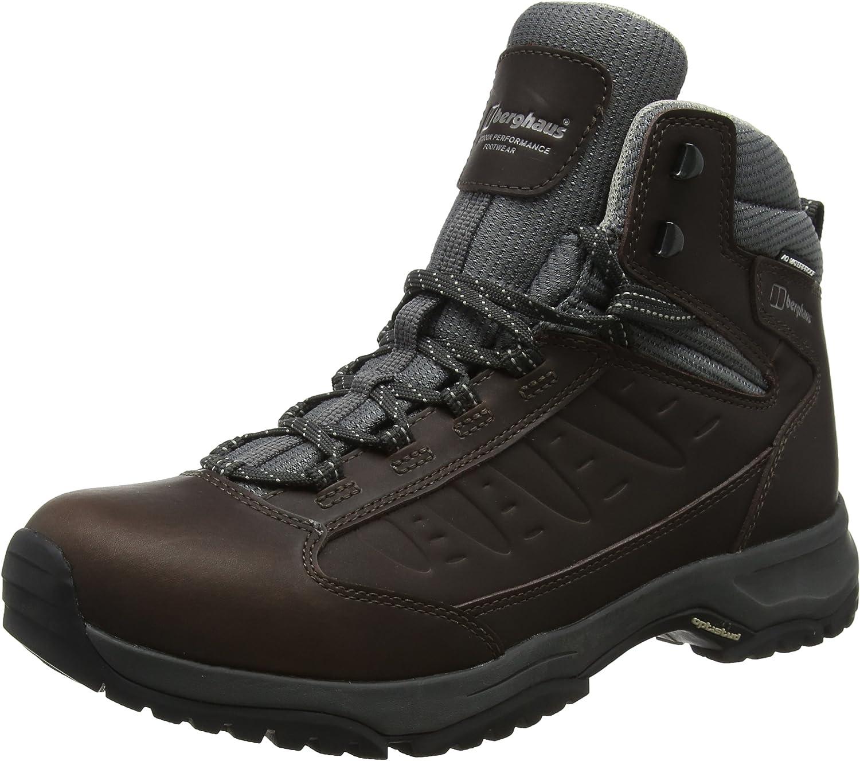 Berghaus Womens Expeditor Ridge 2 Tech High Rise Hiking Boots
