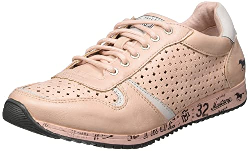 Mustang 1226-304, Women's Low-Top Sneakers, Pink (555 Rose)