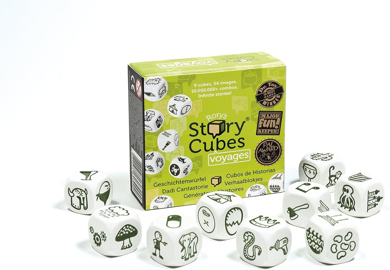 Asmodée - Story Cubes: Viajes (603994) (versión en alemán)