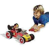 IMC Toys- Mickey Mouse Juguete Coche con Control