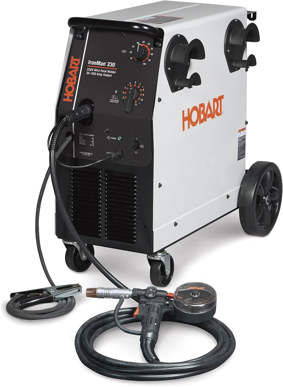 Hobart 500536001 IronMan 230 Spool Gun