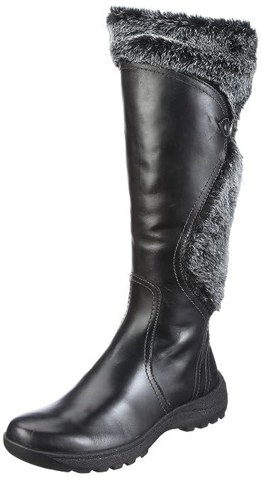 Caprice Damen Stiefel in schwarz | Schuhfachmann