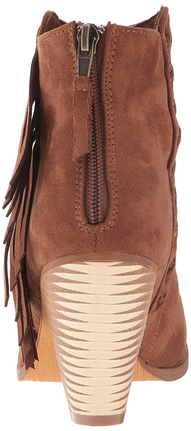 Not Rated Women's Angie Boot B01GKW07VS 8.5 B(M) US Tan