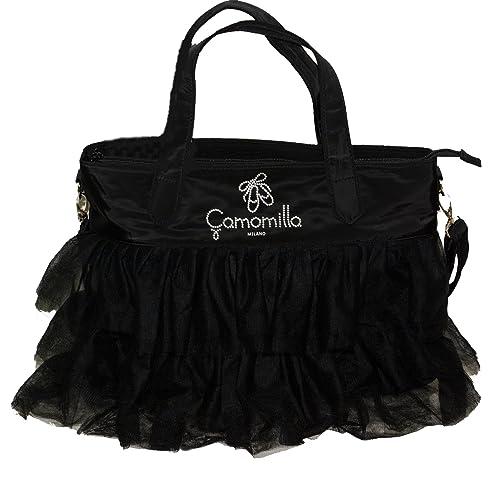 Camomilla Milano Borsa modello Assolo  Amazon.it  Scarpe e borse 798e2a4226c