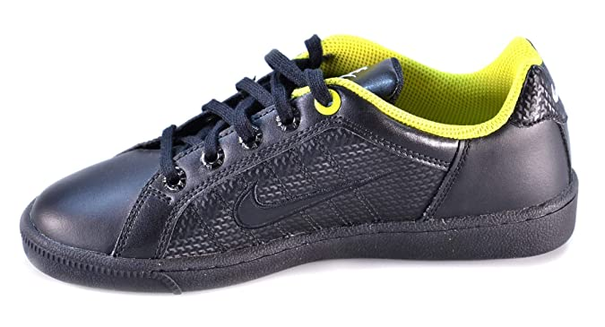 f0f87331ef546 Nike - Nike Court Tradition 2 Plus Scarpe bambino Nere - Nero