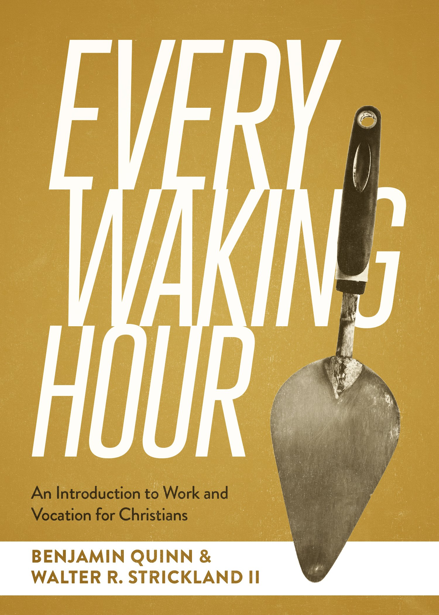 Download Every Waking Hour: An Introduction to Work and Vocation for Christians PDF