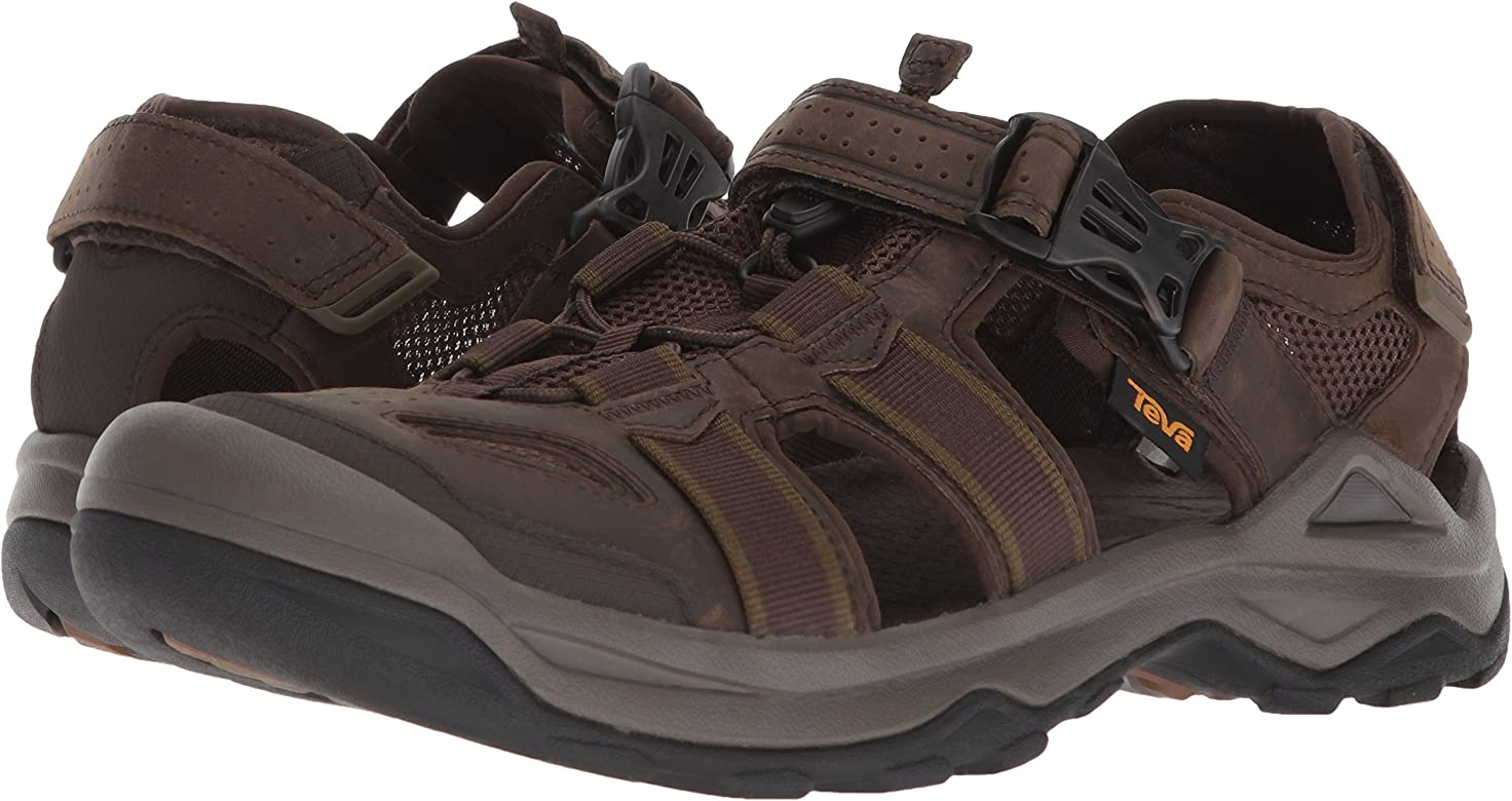 6beda9f9d Amazon.com  Teva Men s M Omnium 2 Leather Fisherman Sandal