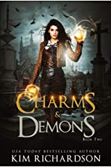 Charms & Demons: A Witch Urban Fantasy (The Dark Files Book 2) Kindle Edition