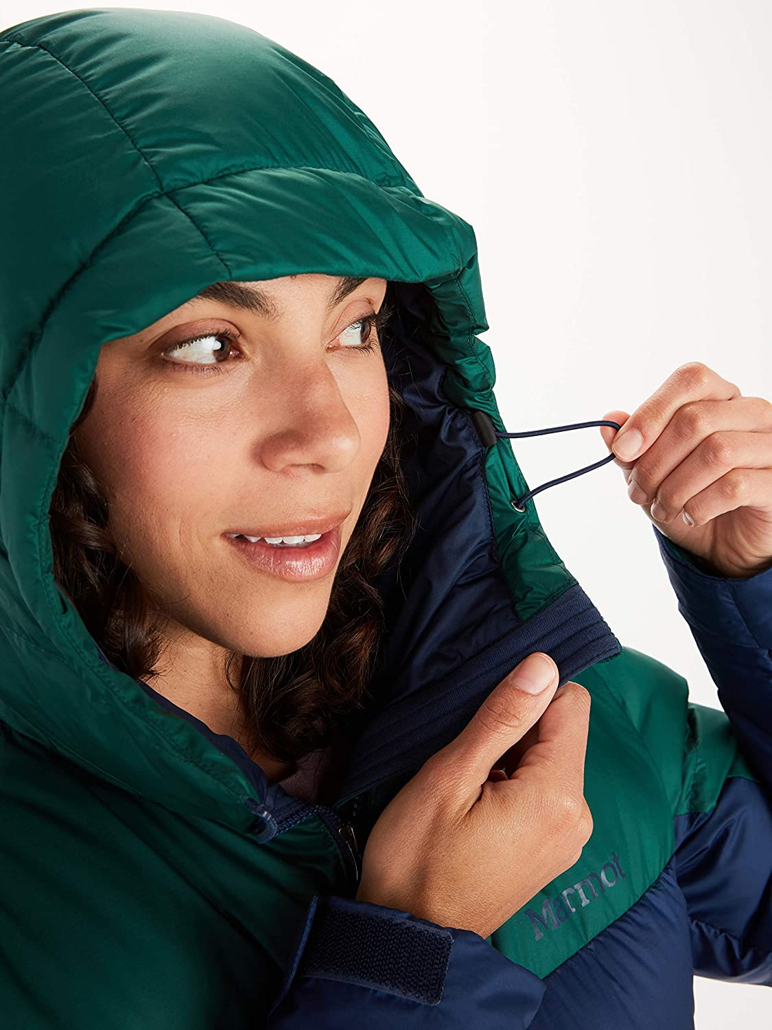 Windproof Water Repellent Anorak Marmot Wms Guides Down Hoody Lightweight Insulated Down Jacket Outdoor Jacket 700 Fill Power