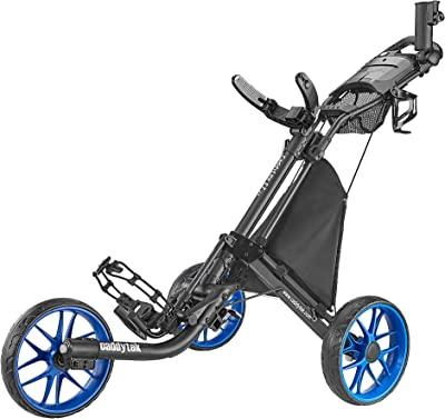 Foldable Collapsible Lightweight Pushcart