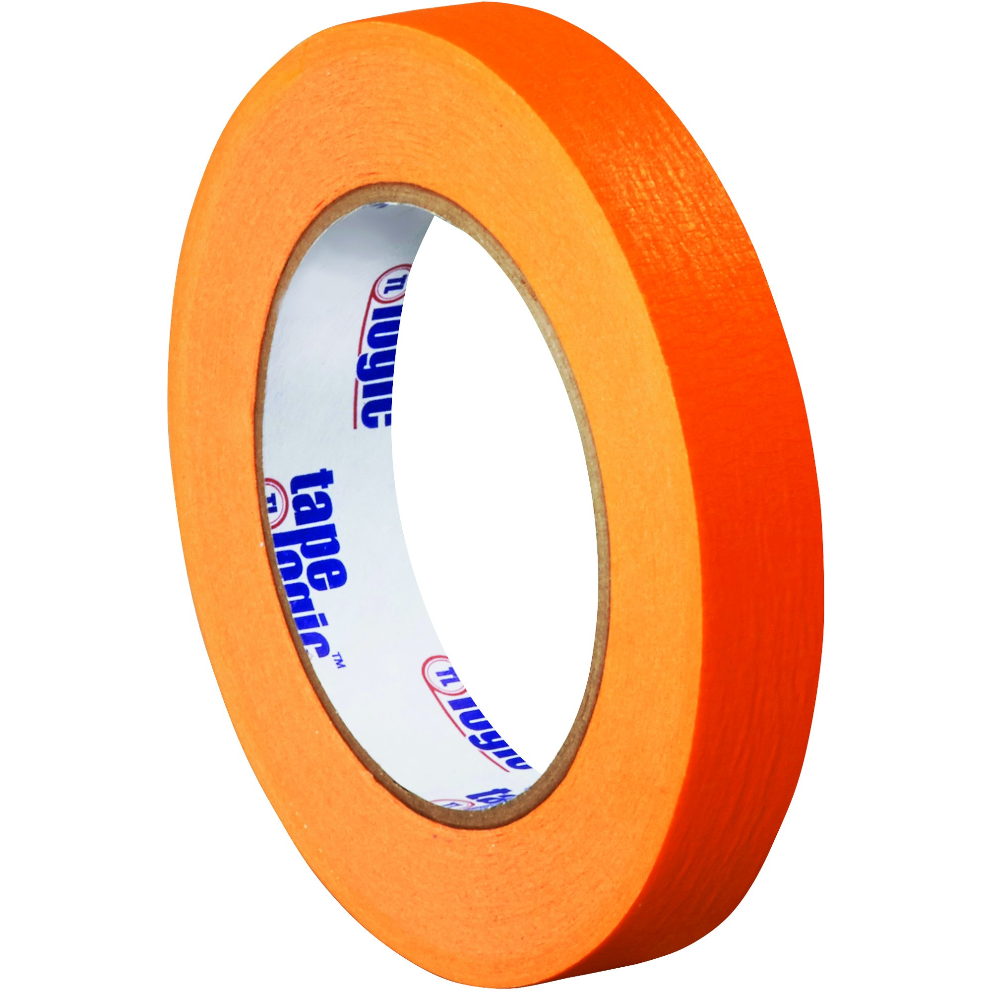 BOX USA BT934003D Tape Logic Masking Tape, 3/4'' x 60 yd., Orange (Pack of 48)