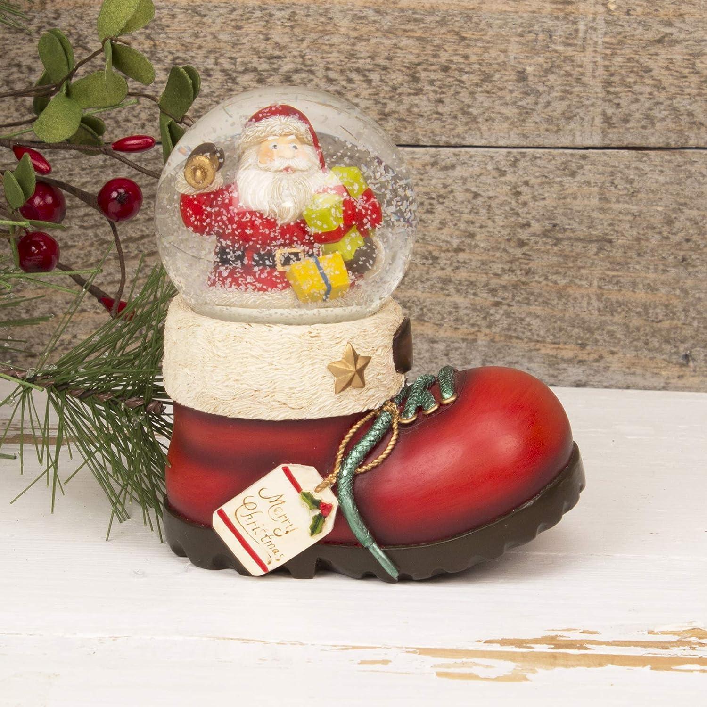 Mezzaluna Gifts Merry Christmas - Bola de Agua de Cristal con ...