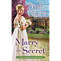 Marry in Secret (Marriage of Convenience Book 3) (English Edition)