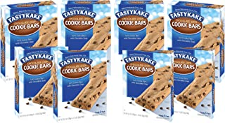 product image for Tastykake Chocolate Chip Cookie Bars, 8 Boxes