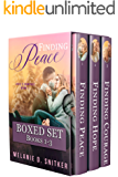 Love's Compass Series Boxed Set: Books 1-3 (Love's Compass Boxed Sets Book 1)