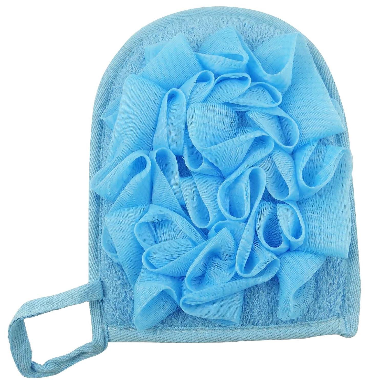 Divo Bath Body Sponge Exfoliate Scrubber Mesh Puff Pouf Spa Shower Loofah Luffa- 1 Pc
