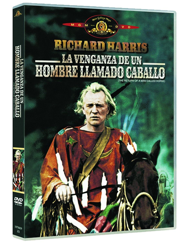 La Venganza De Un Hombre Llamado Caballo [DVD]