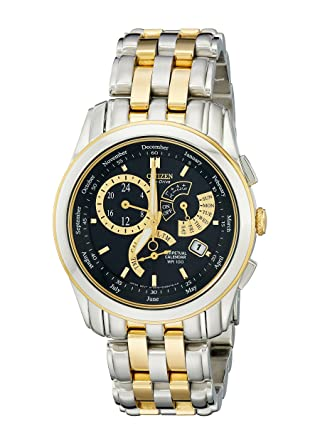 amazon com citizen men s bl8004 53e eco drive calibre 8700 two tone rh amazon com citizen 8700 manual pdf citizen caliber 8700 manual