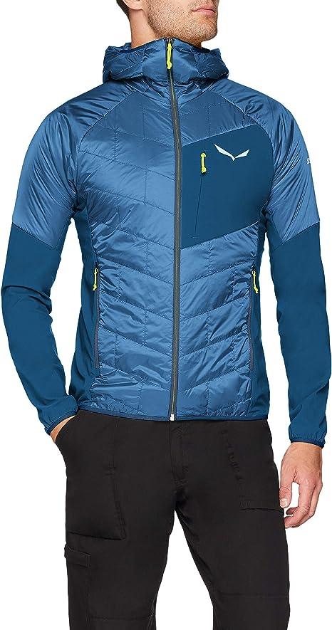 Salewa Ortles Hybrid TW CLT Jacket Wool jacket Poseidon 3860 | 46 (EU)