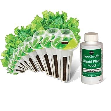 AeroGarden Salad Greens Mix Seed Pod Kit (9-Pod)