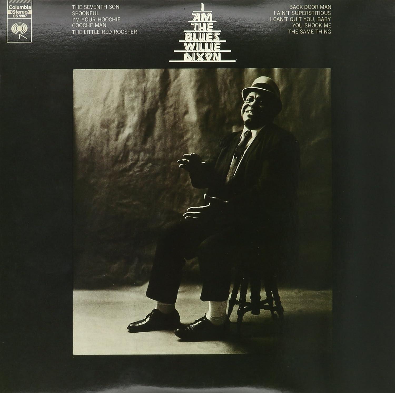 Willie Dixon Am The Blues Amazon Music
