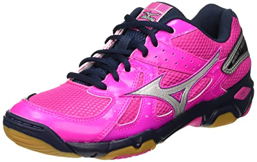 Mizuno Wave Twister Wos, Zapatillas de Voleibol para Mujer: Amazon.es: Zapatos y complementos