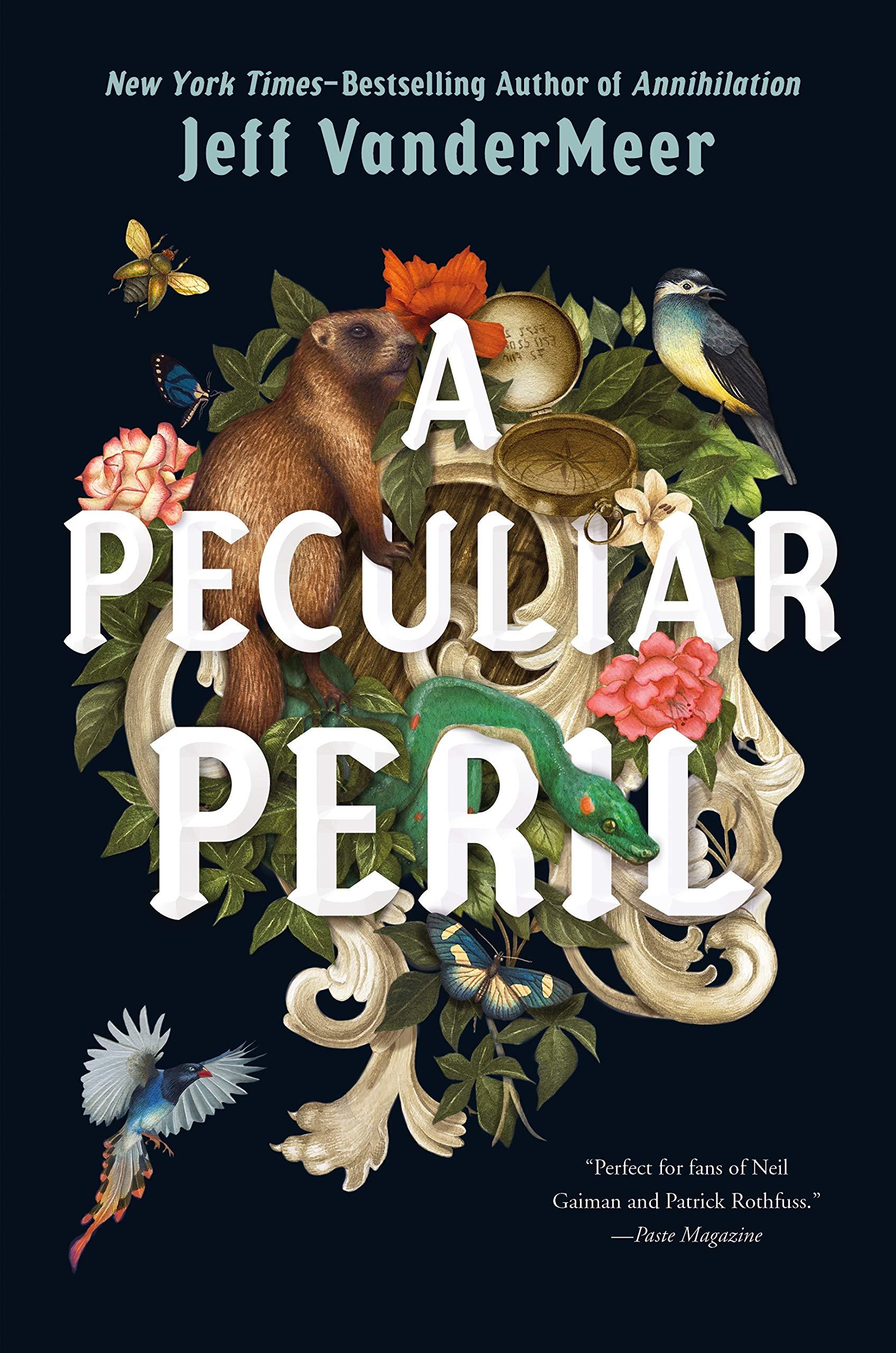 A Peculiar Peril: Amazon.it: Vandermeer, Jeff, Zerfoss, Jeremy: Libri in  altre lingue