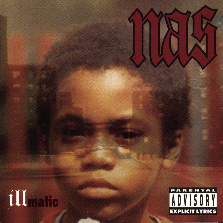 CD : Nas - Illmatic [Explicit Content] (CD)
