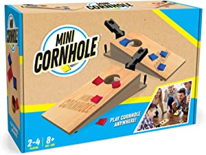 Buffalo Games Mini Cornhole