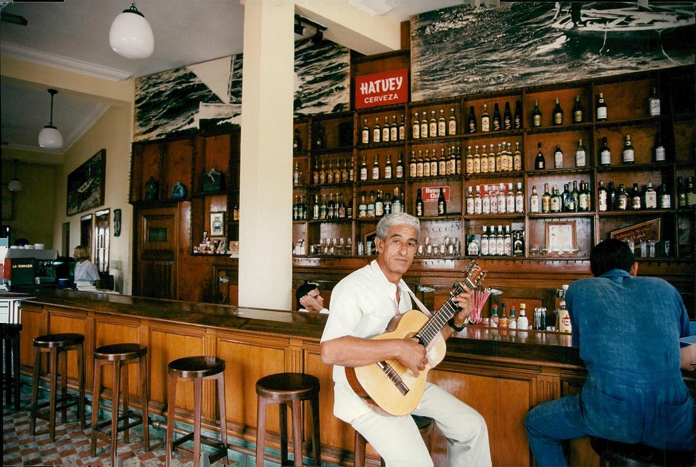 Amazon Com Vintage Photo Of Terraza Cafe One Of Ernest