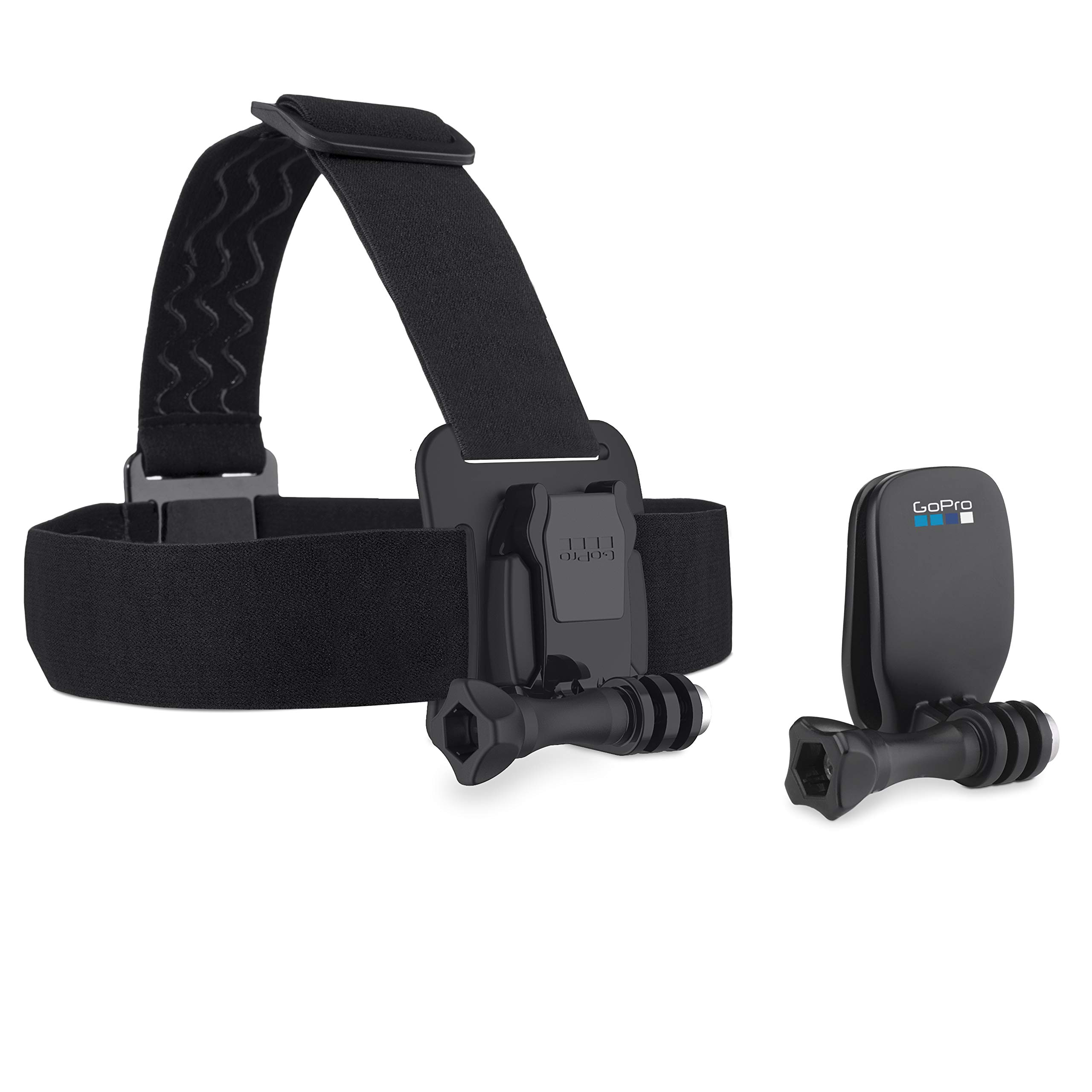GoPro Head Strap + QuickClip (All GoPro Cameras) - Official GoPro Mount by GoPro