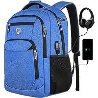 Laptop Rucksack, Jungen Schulrucksack Herren und Damen Daypack 15,6 Zoll, Leichtgewicht wasserdichte Anti Diebstahl Schultasche