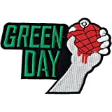 "Aufnäher / Iron on Patch "" Green Day """