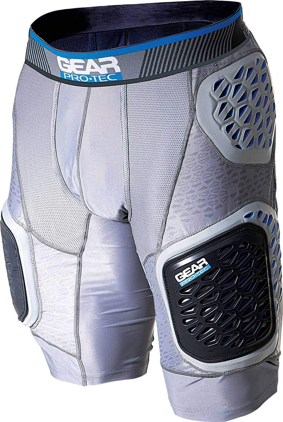 Gear Pro - TecエッジPro 5-pad Adult Footballガードル B0731R8RW1   Large