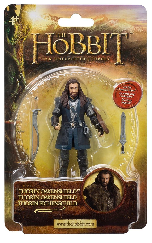 The Hobbit Thorin Oakenshield An Unexpected Journey 3.75 Figure Bridge Direct BD16003