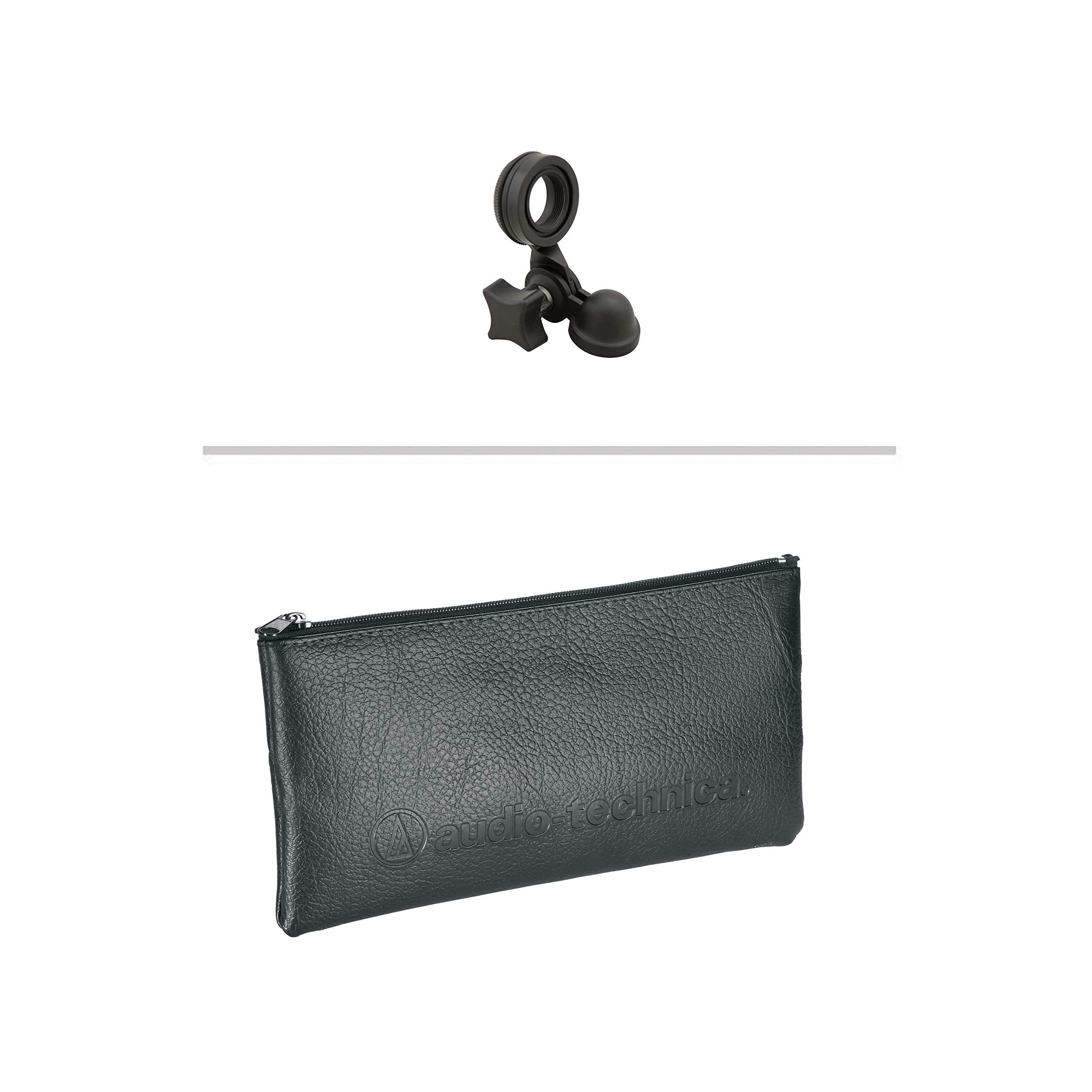 Audio-Technica AT2020 Cardioid Condenser Studio XLR Microphone, Black by Audio-Technica (Image #4)
