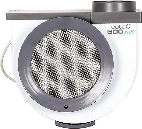 Cata 600 Plus 2 Vel Extractor centrífugo de Cocina, 105 W, 52 ...