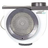 Cata 2 Vel Humos Modelo 600 Plus 2V Cocina silencioso   Ventilador Extractores de Aire   Color, 105 W, 52 Decibeles…