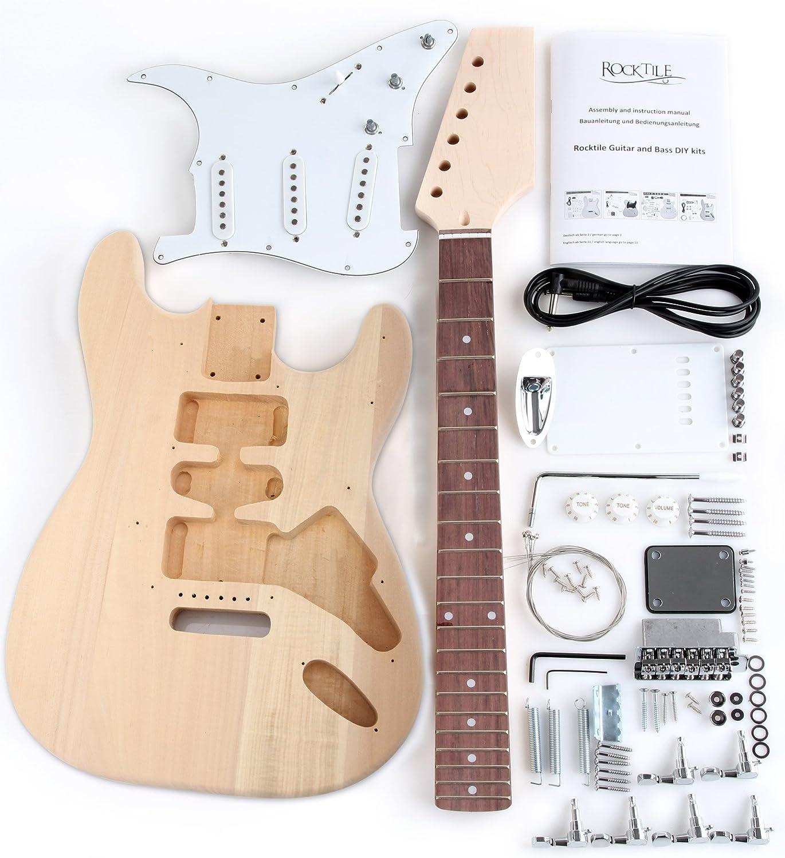 guitare electrique diy