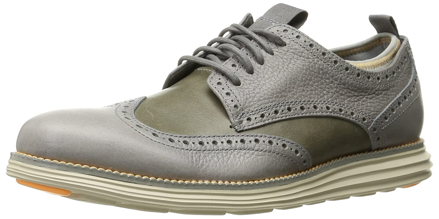 Amazon.com | Cole Haan Men's Grand Wing Ox Novelty Sock P113905 Oxford |  Oxfords