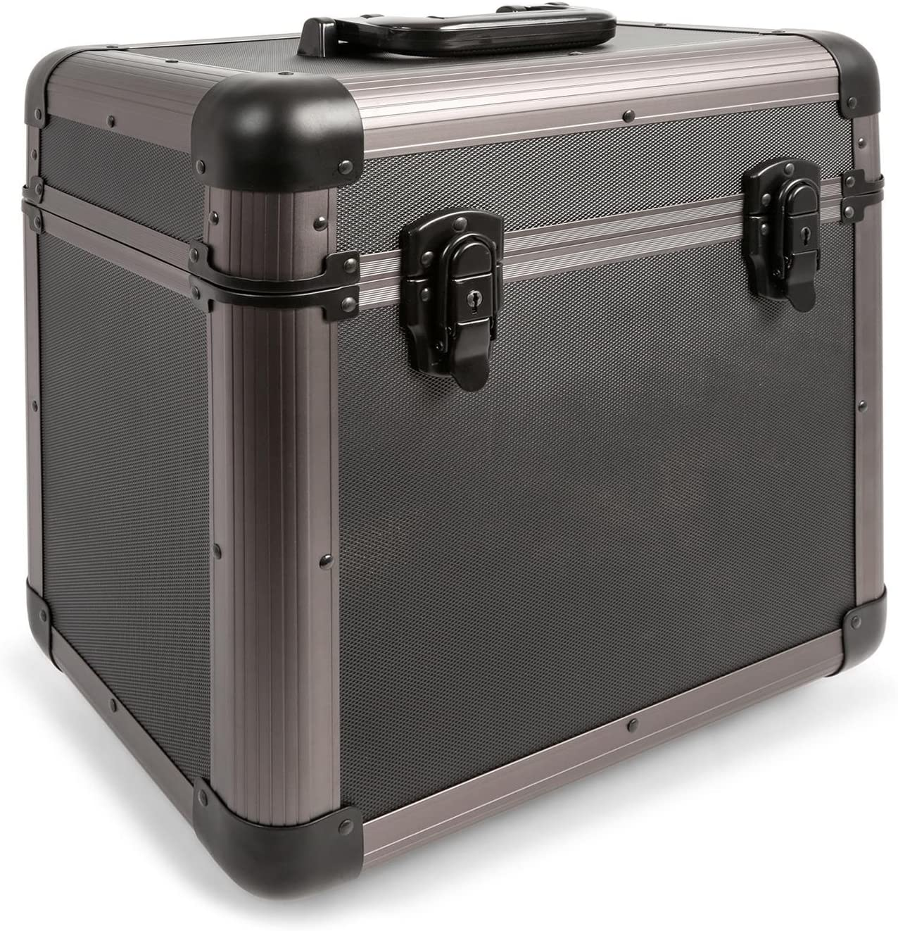 Power Dynamics RC100 Funda Titanio - Caja (Funda, Titanio, 355 mm, 310 mm, 390 mm, 3 kg)