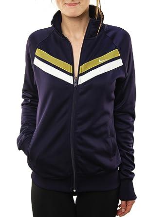 specjalne do butów buty sportowe świetne dopasowanie Nike Women's The Athletic Dept Full Zip Running Track Jacket ...